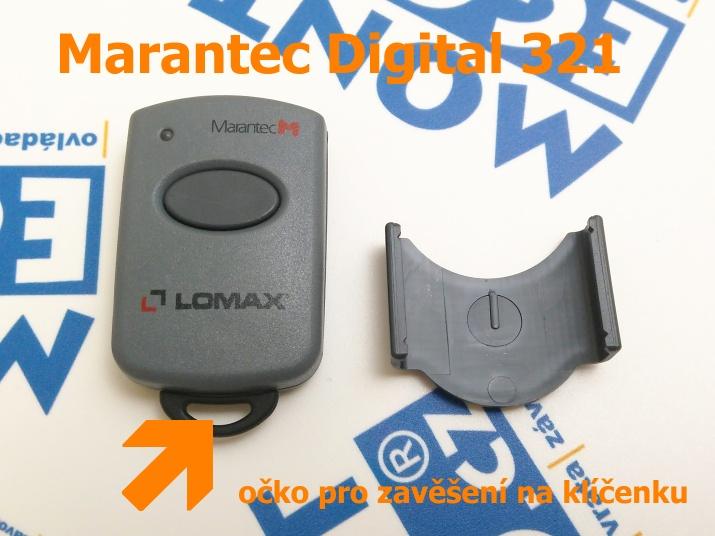 Marantec D313