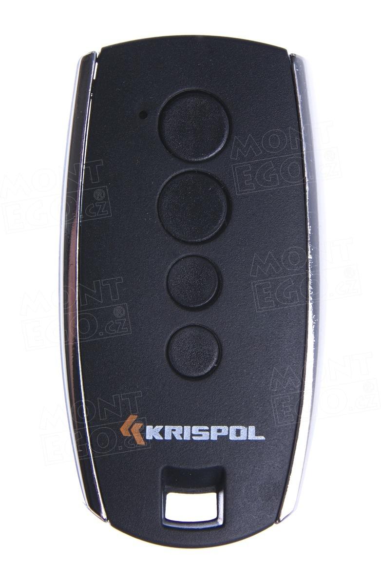 Dálkový ovládač na vrata Krispol Stylo 4K