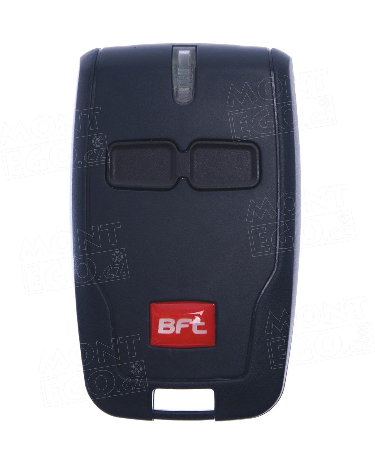 Ovladač BFT MITTO B2 - 2kanálový ovládač RCB02 R1, 433,92 MHz