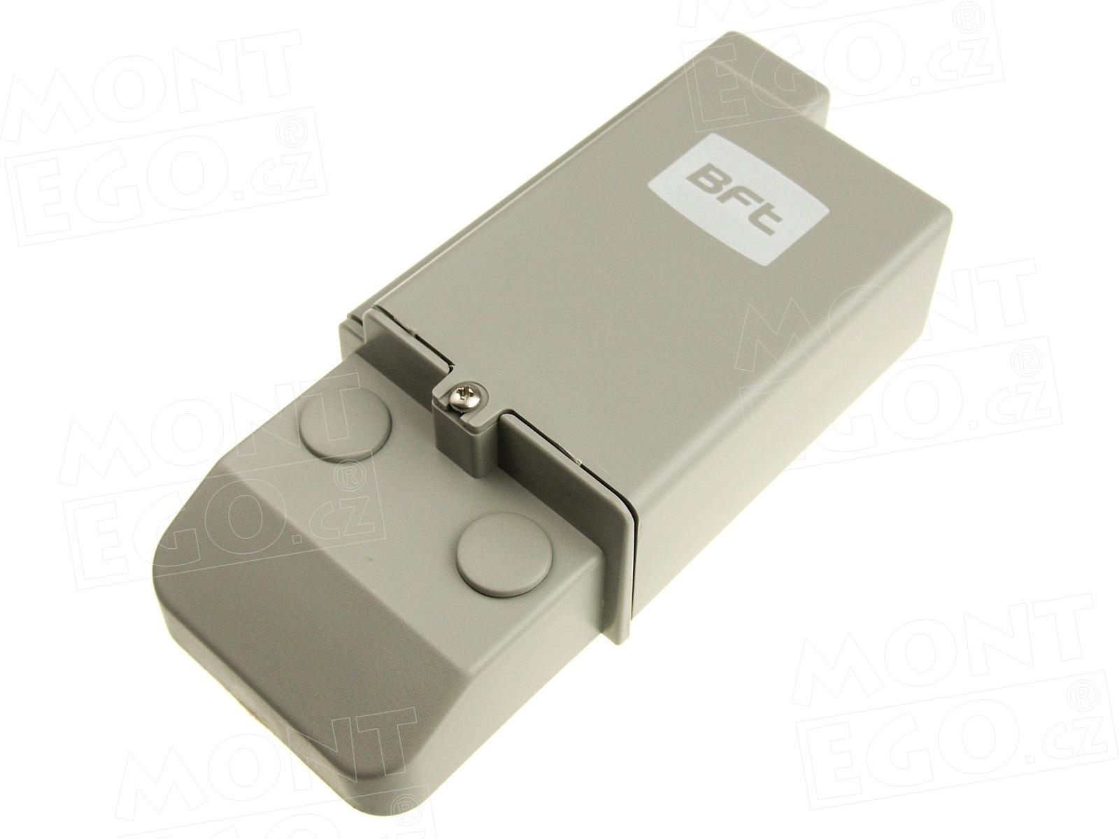 BFT Clonix 2E/128 externí 2 - kanálový přijímač pro dálkové ovládání BFT