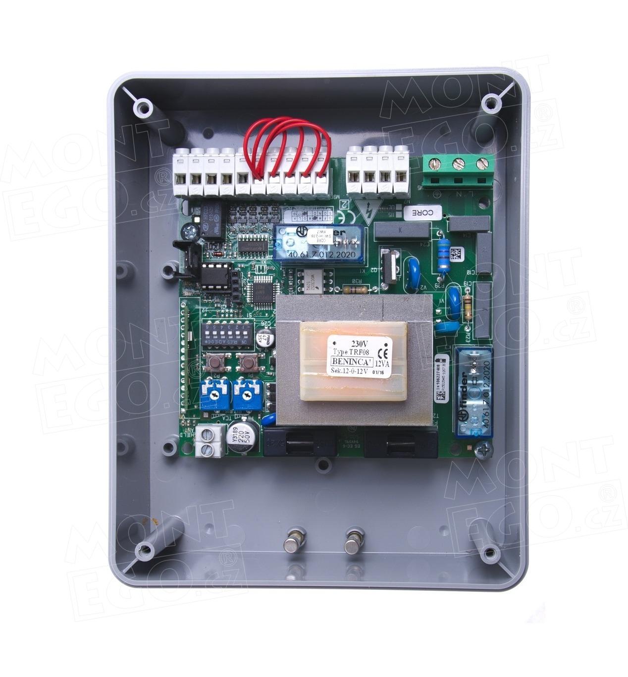Beninca Core řídící jednotka pro pohony bran 230V (Bull5)