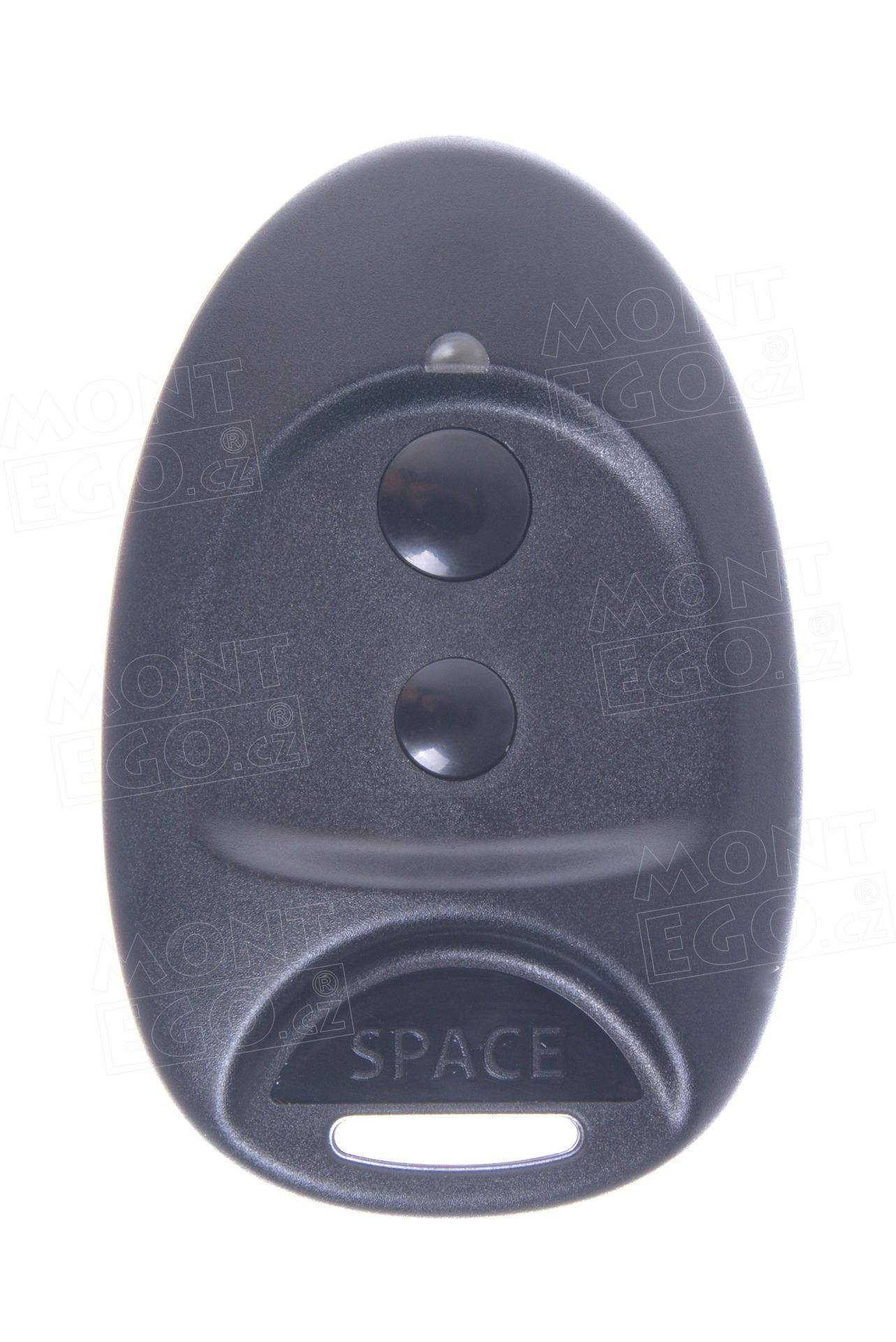 Space SP2 dálkový ovladač pro pohony Came