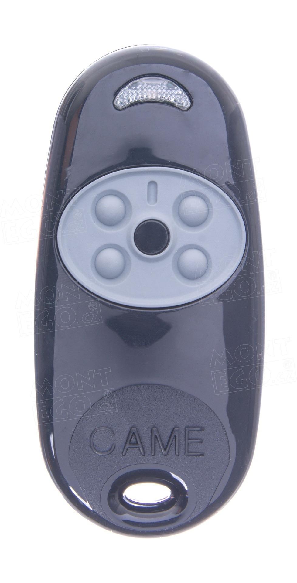 CAME AT04 4 kanálový dálkový ovladač k vratům