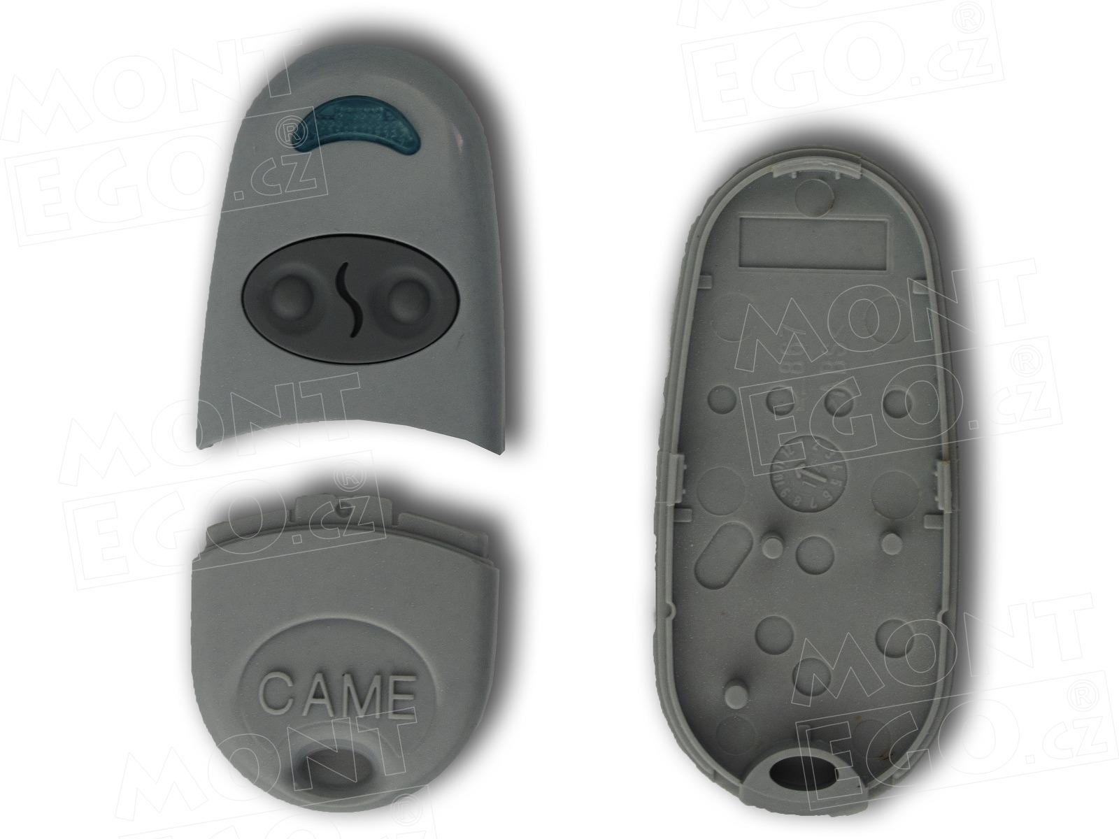 Náhradní obal ovladače Came TOP-432NA, náhradní kryt