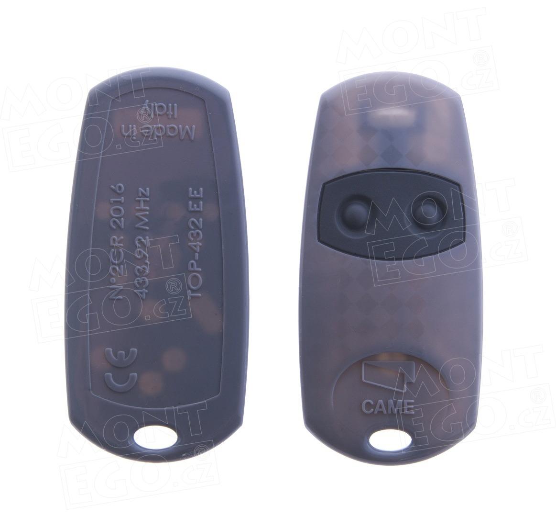 Náhradní kryt ovladače Came TOP-432EE, náhradní obal