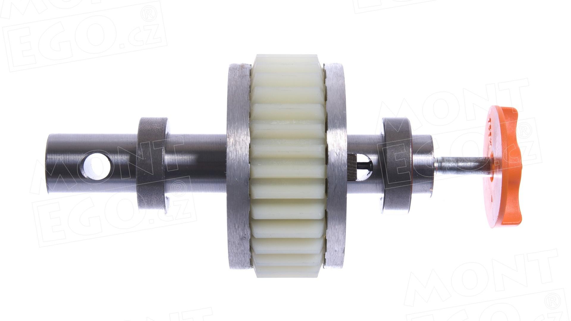 CAME 119RIBX007 výstupní hřídel pohonu bran Came BX