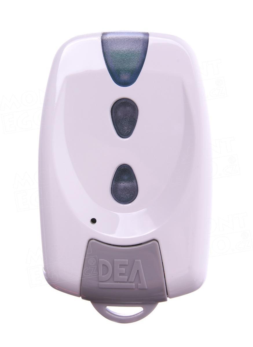 Dálkový ovládač Dea Mio TR2, dvoukanálový ovládač s plovoucím kódem