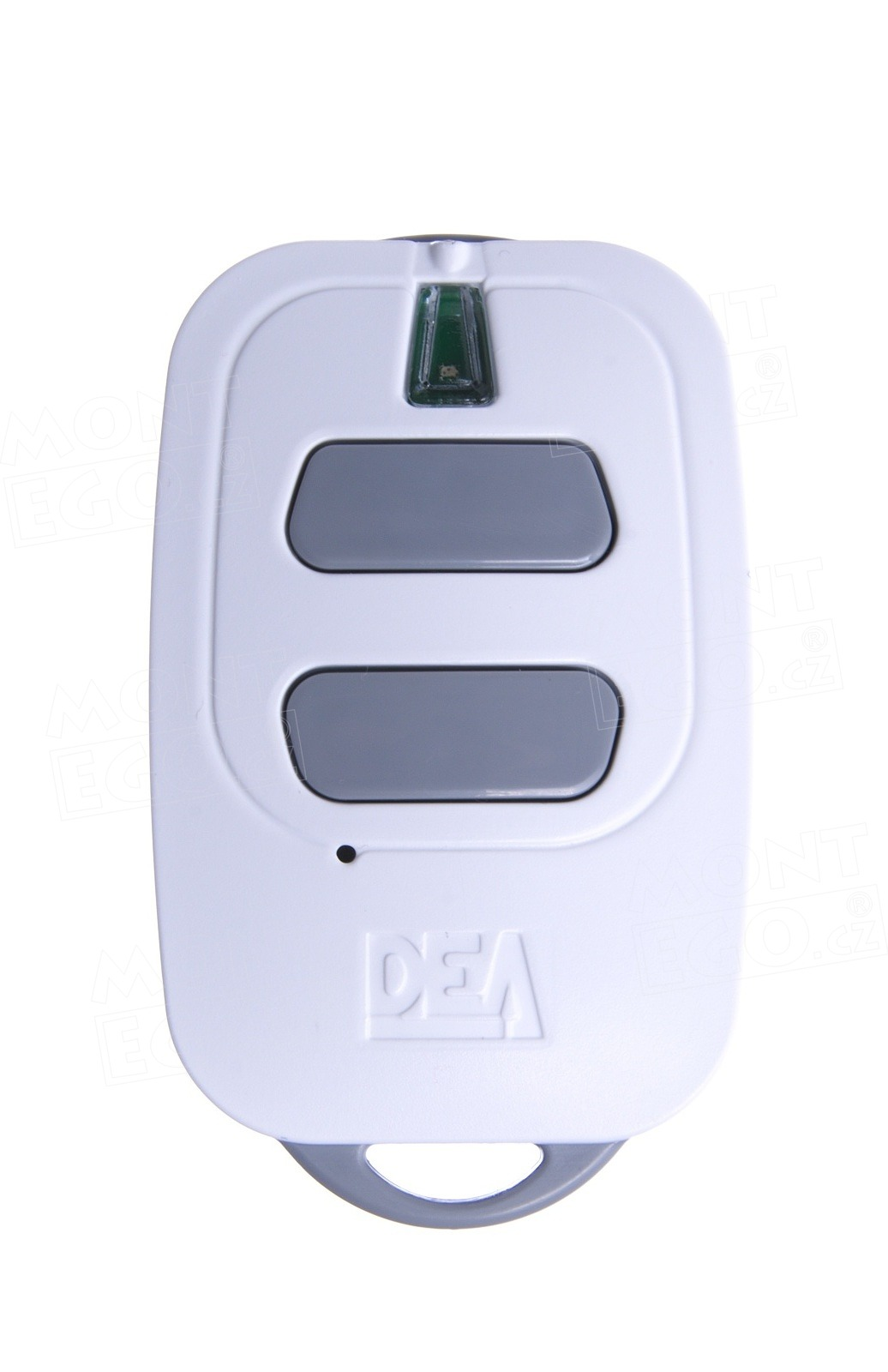 Dálkový ovládač Dea GT2M, dvoukanálový ovládač pro pohony DEA s plovoucím i pevným kódem