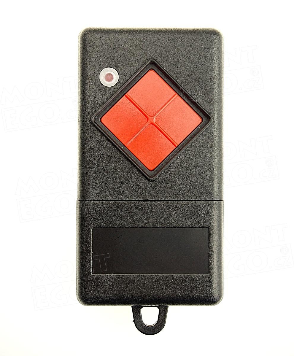 Dálkový ovládač Dickert MAHS40-01, 1 kanálový ovládač vrat