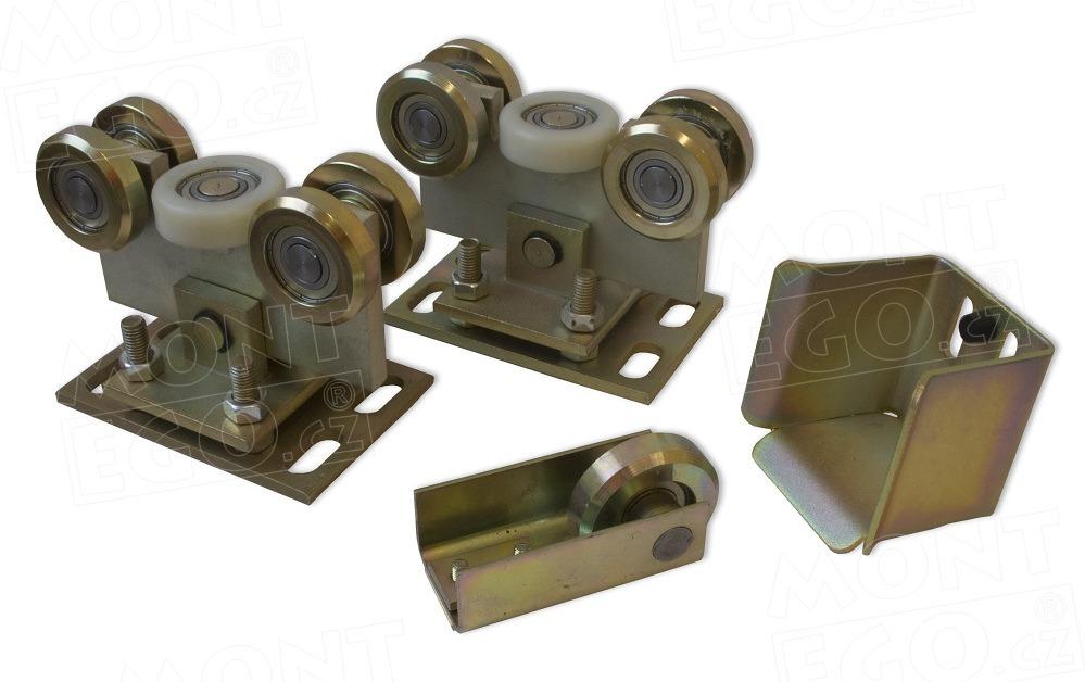 Malý set s komponenty samonosné brány SS80.44, bez C profilu