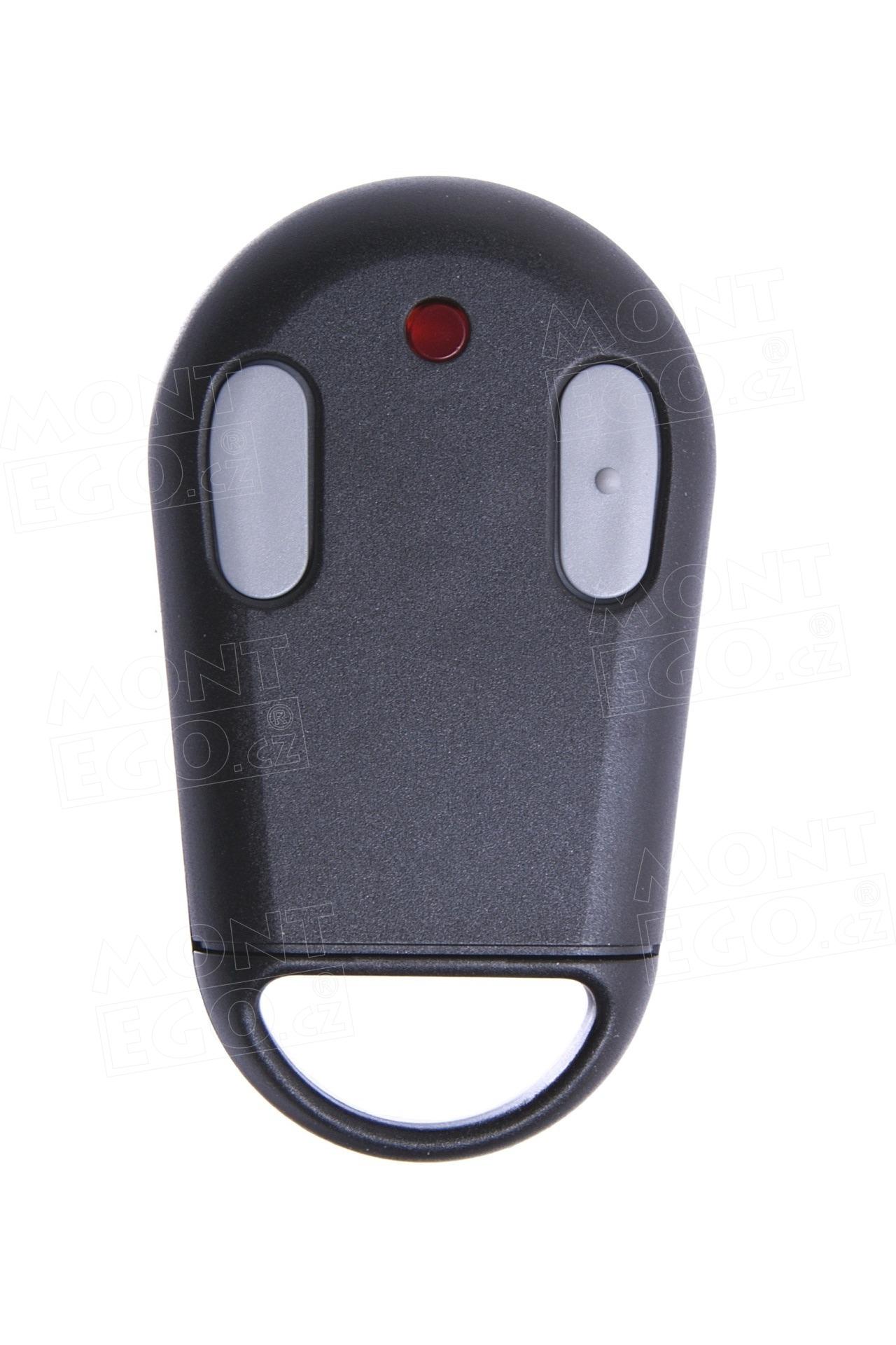 TX Key Enika kapesní ovladač vrat, mini klíčenka dvoukanálová