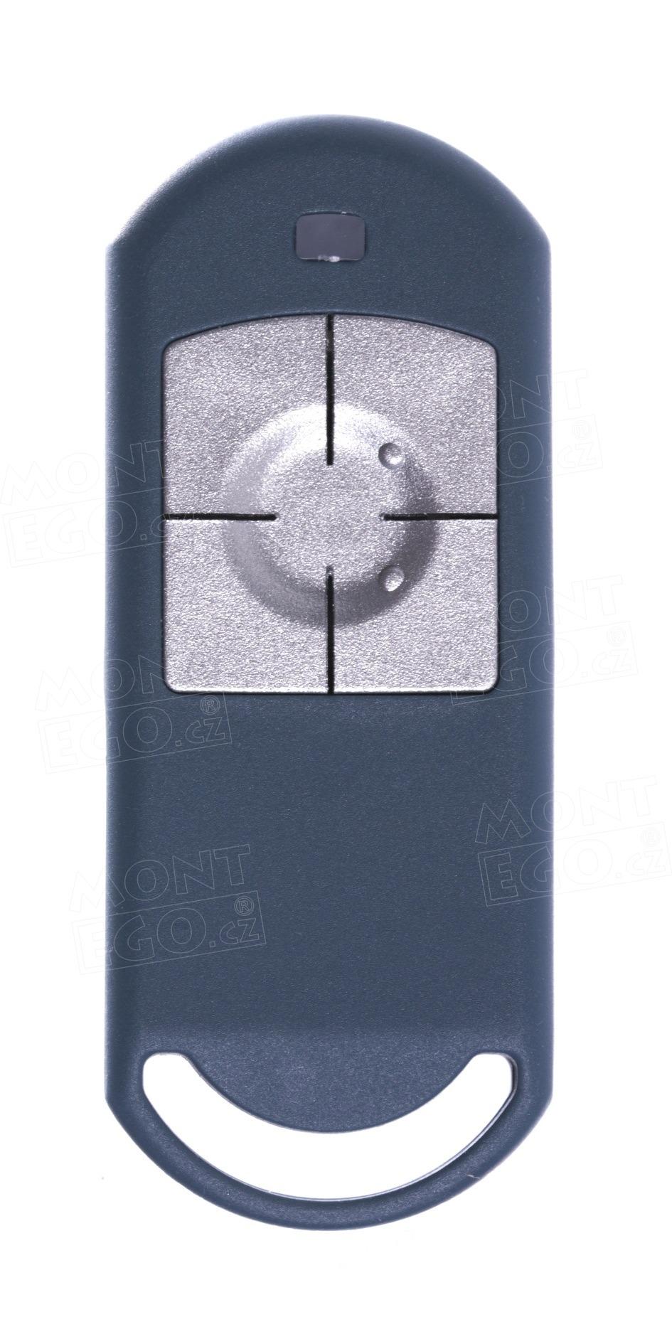 Tx Cross 4 Enika kapesní miniovladač 4kanálový