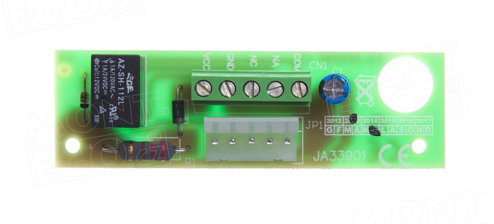 Adaptér KAR2 5 PIN pro přijímače ovládání Genius