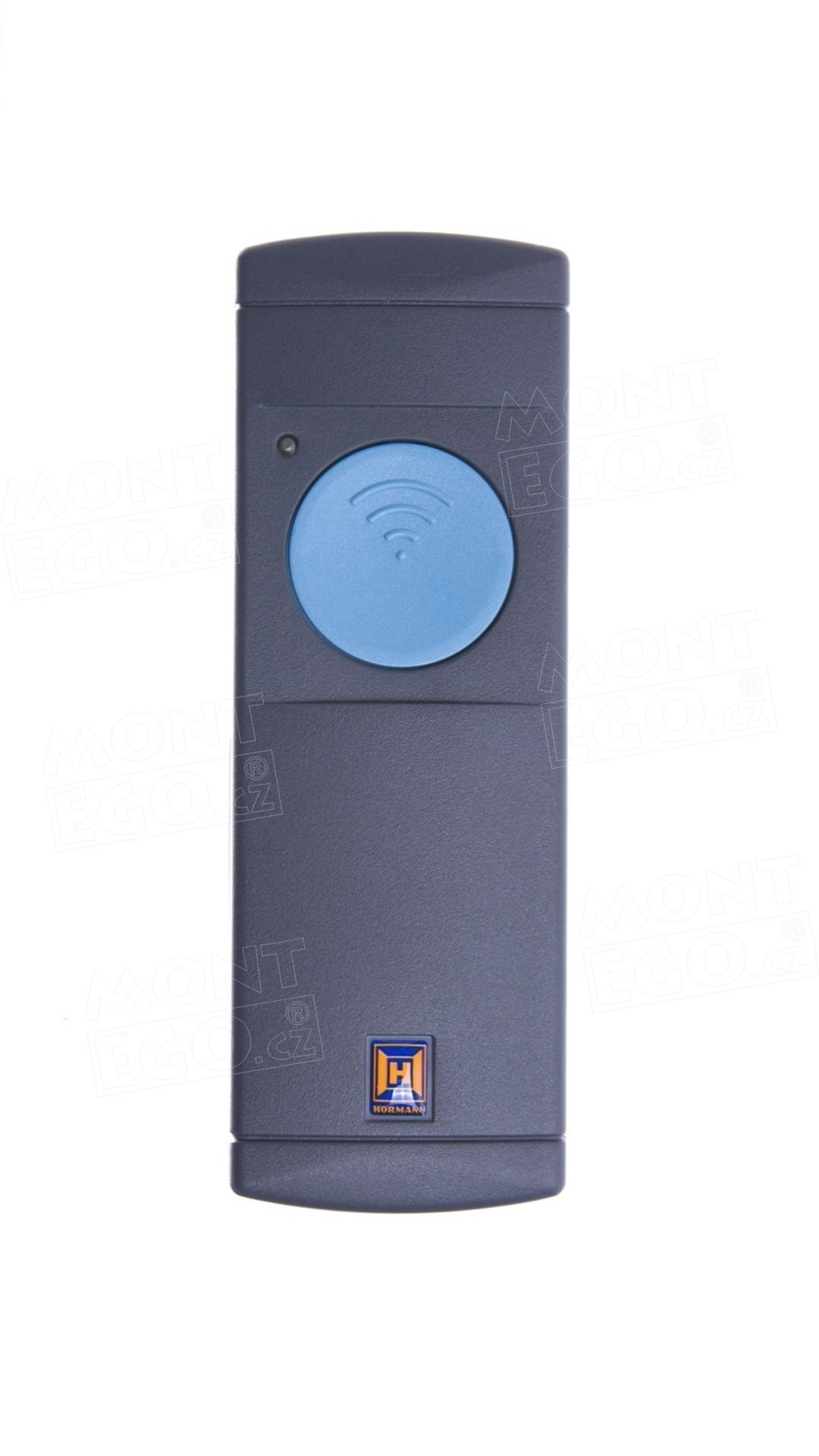Dálkový ovladač Hörmann HS1, 1 kanálový ovládač, 868,3 MHz