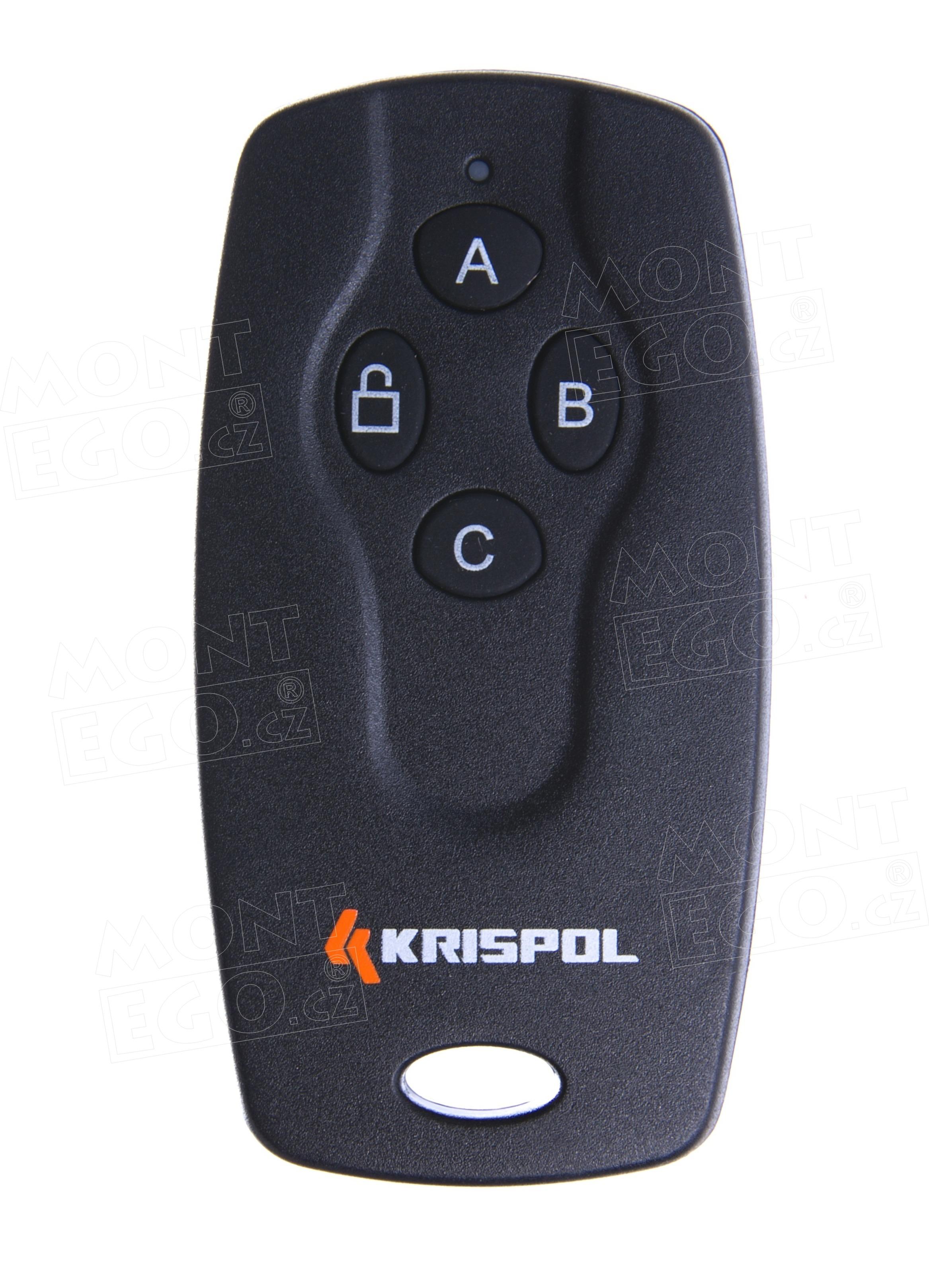 Dálkový ovládač na vrata Krispol NAD.CB.001 (14100)