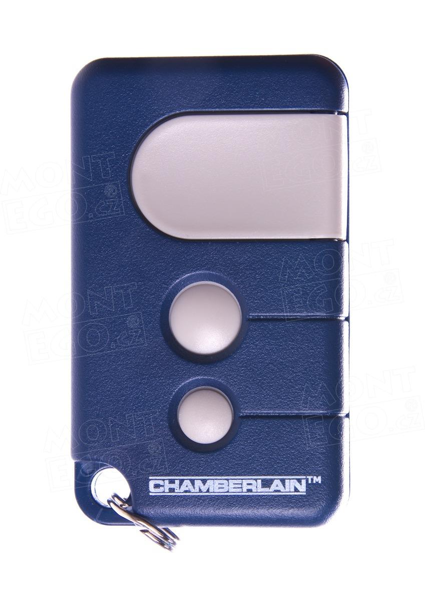 Dálkový ovladač Chamberlain 84335 EML, 3-kanálový, 433,92 MHz