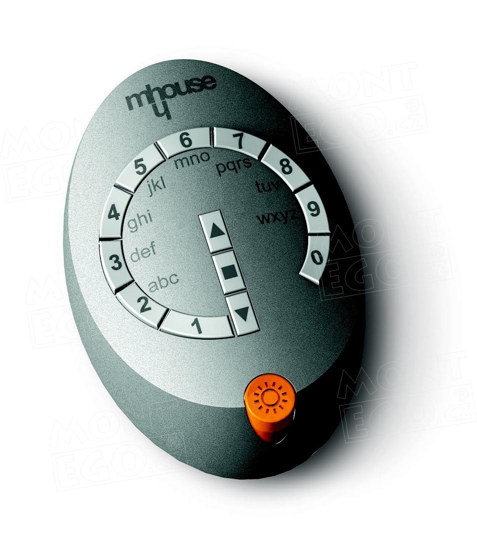 DS1 bezdrátová klávesnice pro ovládání na pohony Mhouse
