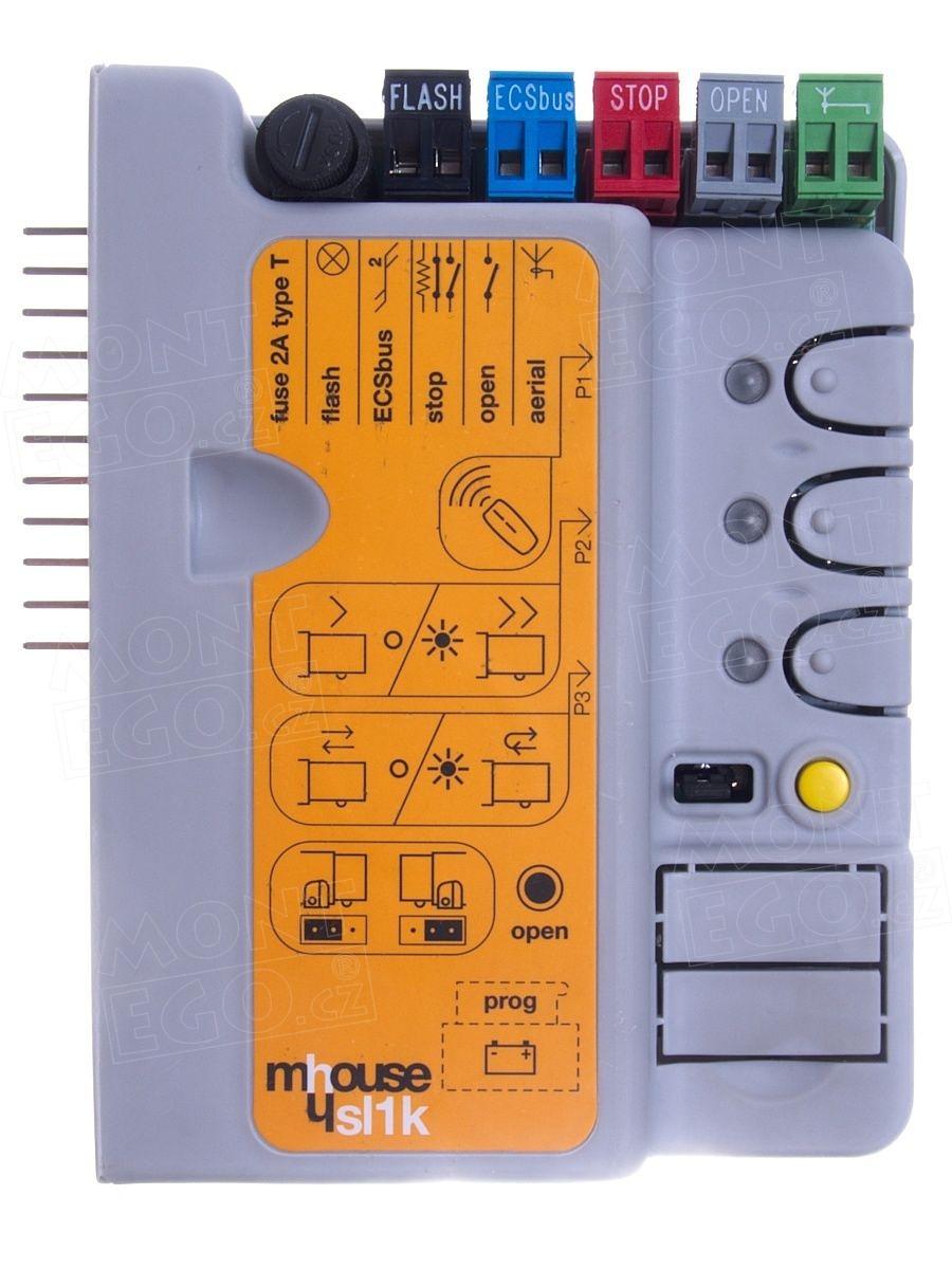 Náhradní řídící jednotka CL1KIT do starších pohonů Mhouse SL1 / SL10