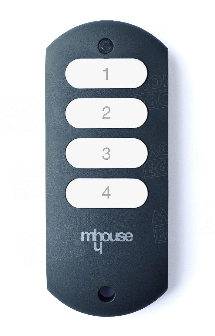 Dálkový ovládač na pohony Mhouse GTX4C