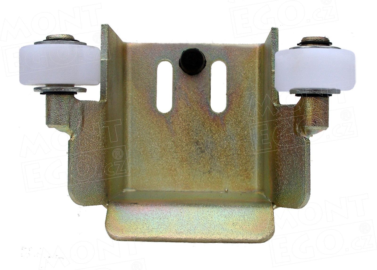 dojezdová kapsa s navedením pro nesené brány KA70.1