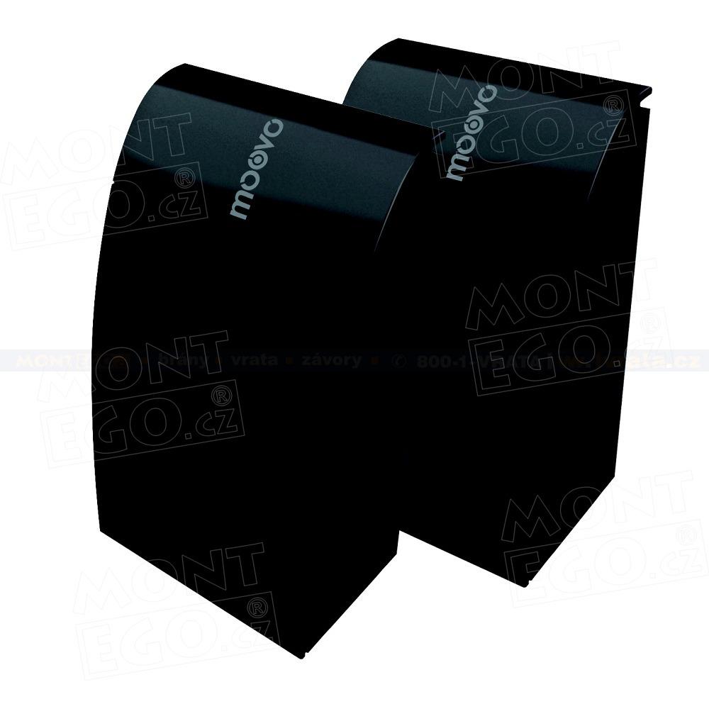 Pár bezpečnostních fotobuněk Moovo MPQR pohony vrat Moovo TSE432
