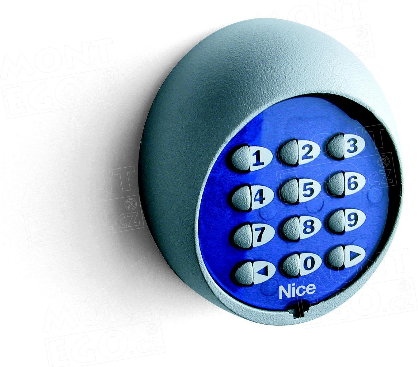 MOT digitální přístupová klávesnice, 2 drátová