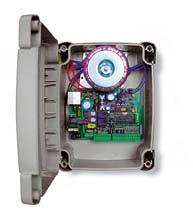 Nice A924 elektronika pro řízení pohonu průmyslových vrat SUMO