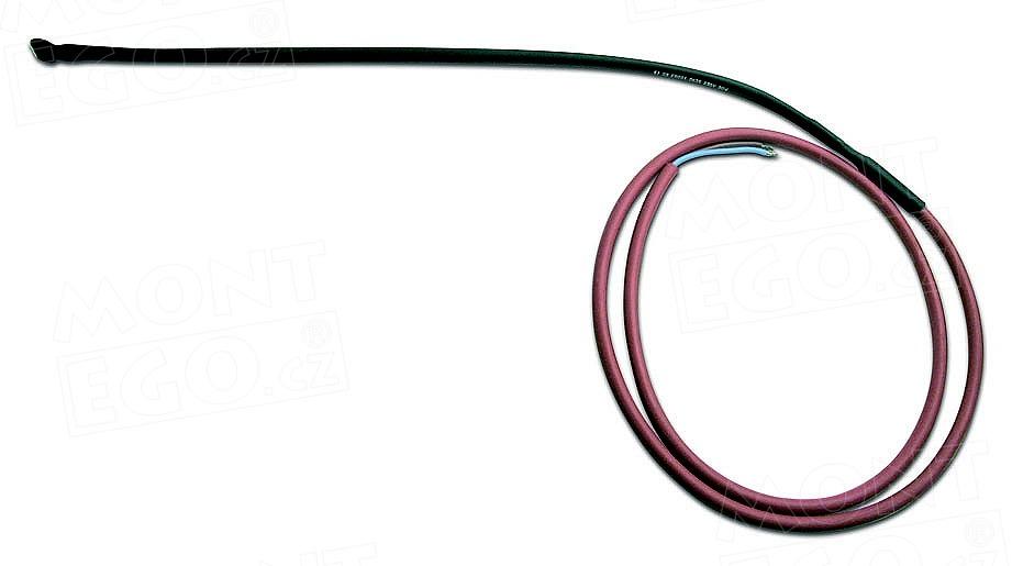 PW1 topný kabel k vyhřívání závor a pohonů Nice