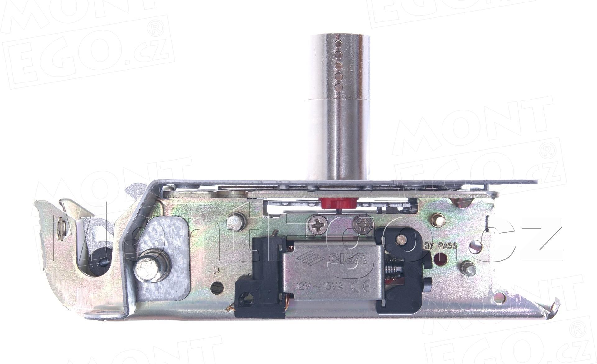 Elektrické hákové jednotky