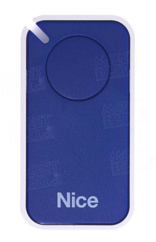 Dálkový ovladač pohonu brány a vrat NICE INTI-1B