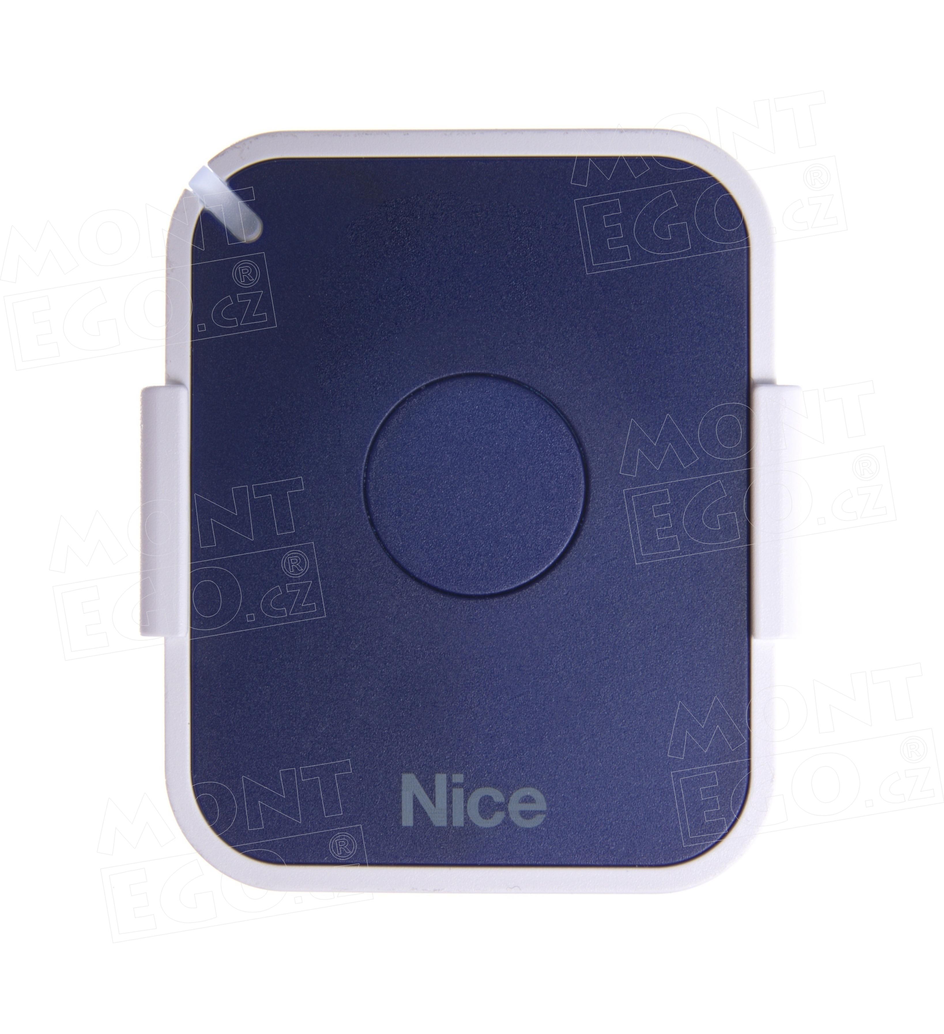 Nice ON1EFM 1 tlačítkový dálkový ovladač Nice, 868,46 MHz