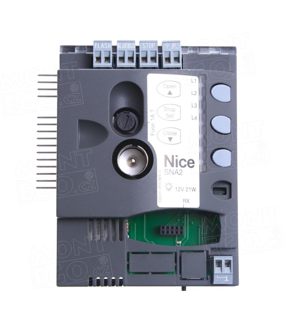 Nice SNA2 řídící jednotka do pohonu Nice SPIN SN6021, SPIN 21, SPIN22