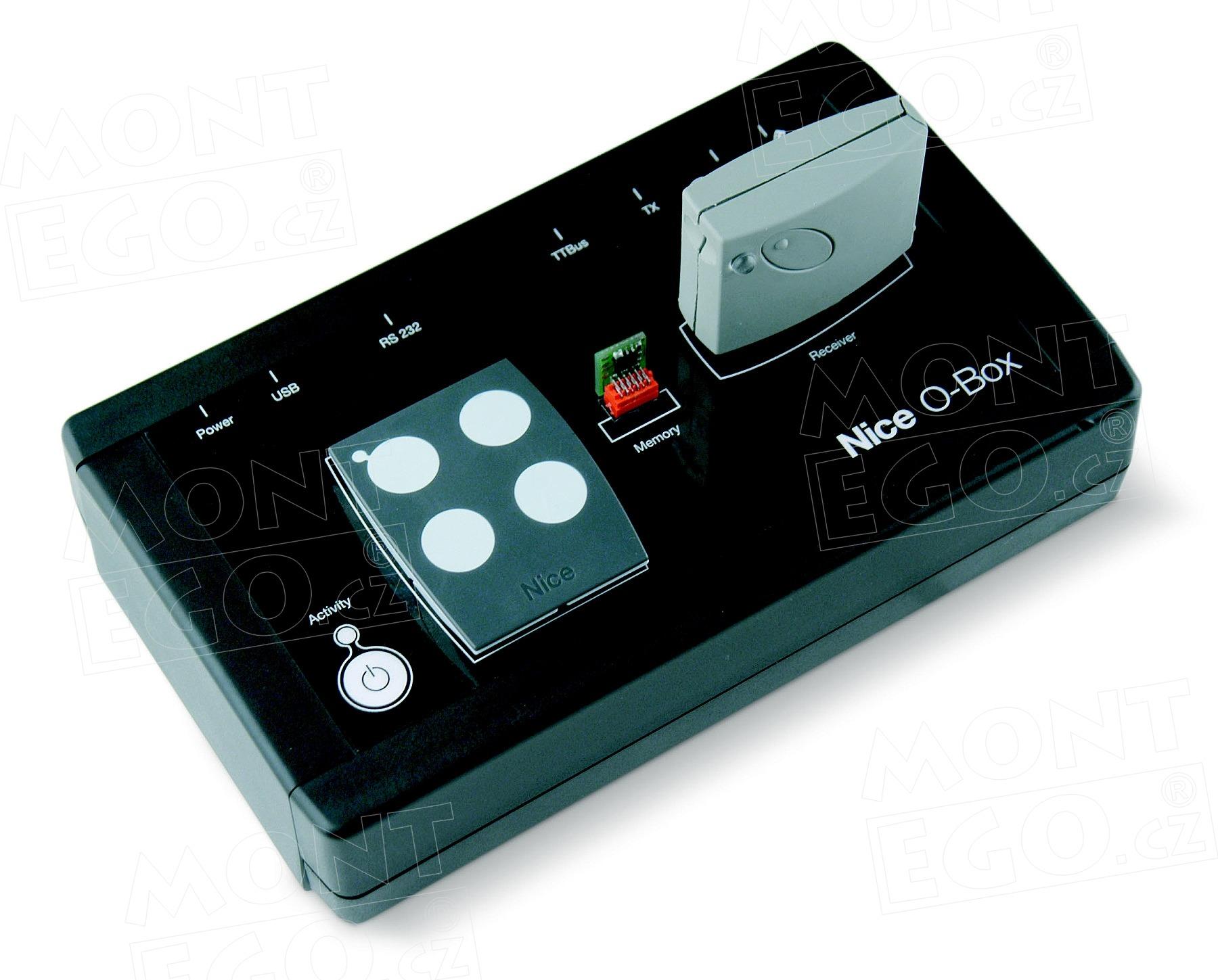 Nice CABLA02 propojovací kabel pro optické připojení programátoru OBOX2 s ovládači serie BIO a FLOR-S