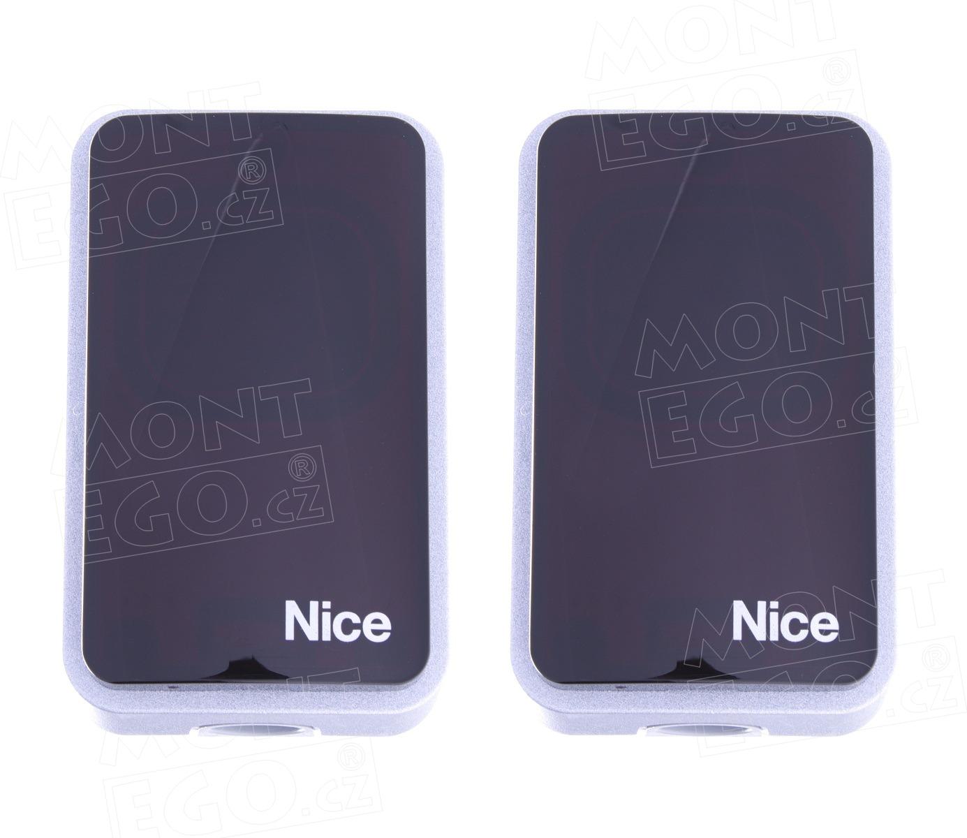 Fotočlánky Nice EPMO, seřiditelné fotobuňky pro pohony bran a vrat