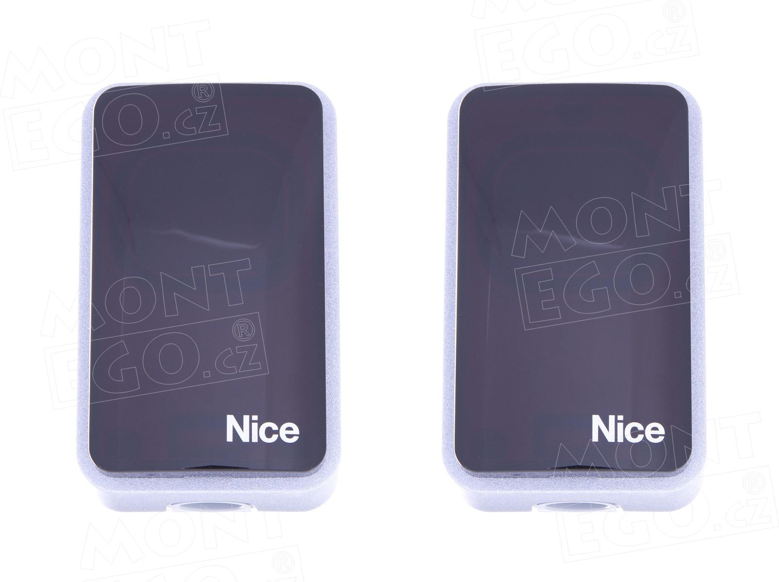 Nice EPMOB seřiditelné BlueBUS fotobuňky pro pohon brány a závory