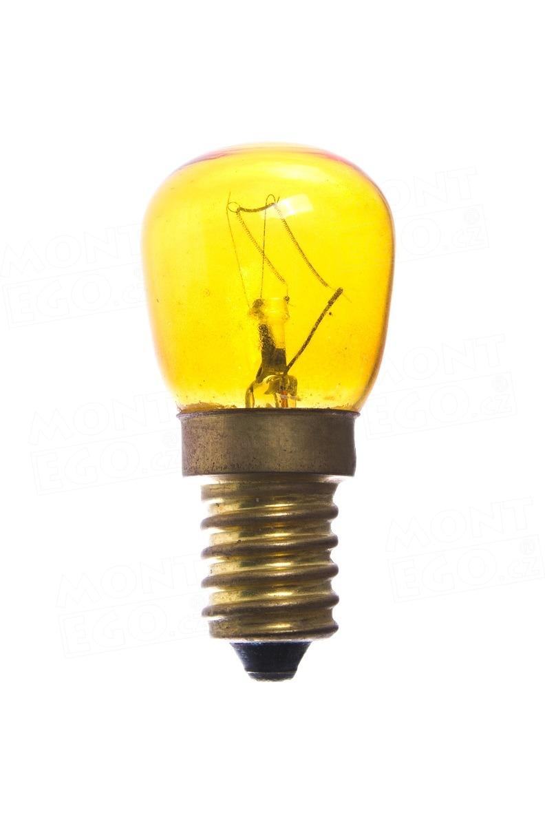 L15.3901 oranžová žárovka 230V/40W E14 do lampy Nice EL a MLT
