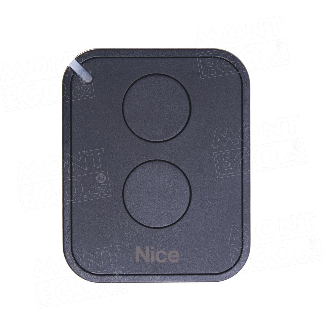 FLO2RE dálkový ovladač na vrata a brány Nice ERA Flo2R-E, náhrada za Nice FLOR-S - Flo2r-s