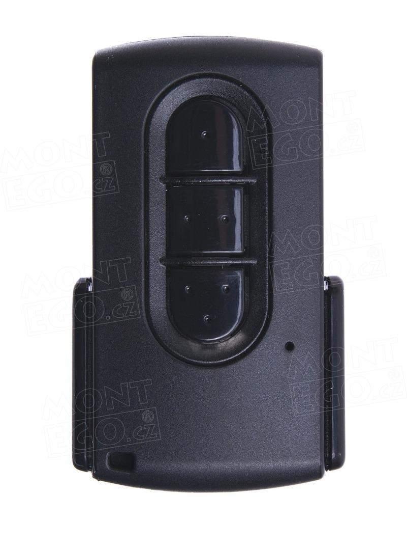 Dálkový ovládač Prastel MPSTF3E, 3 tlačítkový vysílač , 433,92 MHz