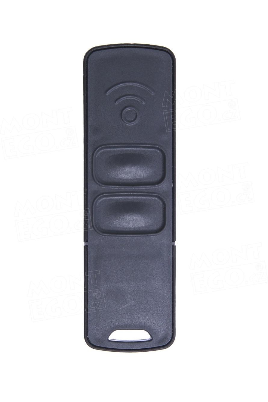 Dálkový ovladač Sommer RUBY Grey 4035, 868,8 Mhz, šedý