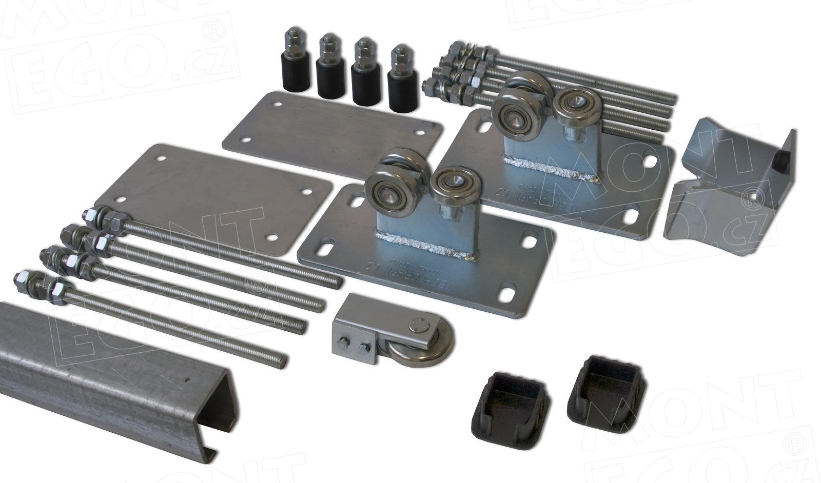 SK50.442 sestava dílů pro výrobu samonosné brány do 4,40 m průjezdu