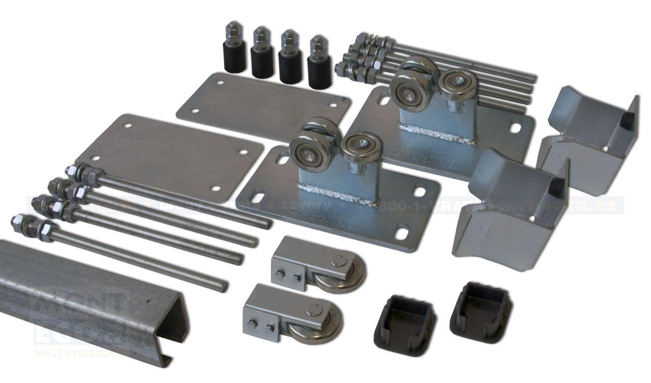 SK50.442PLUS sestava dílů pro výrobu samonosné brány do 4,40 m průjezdu