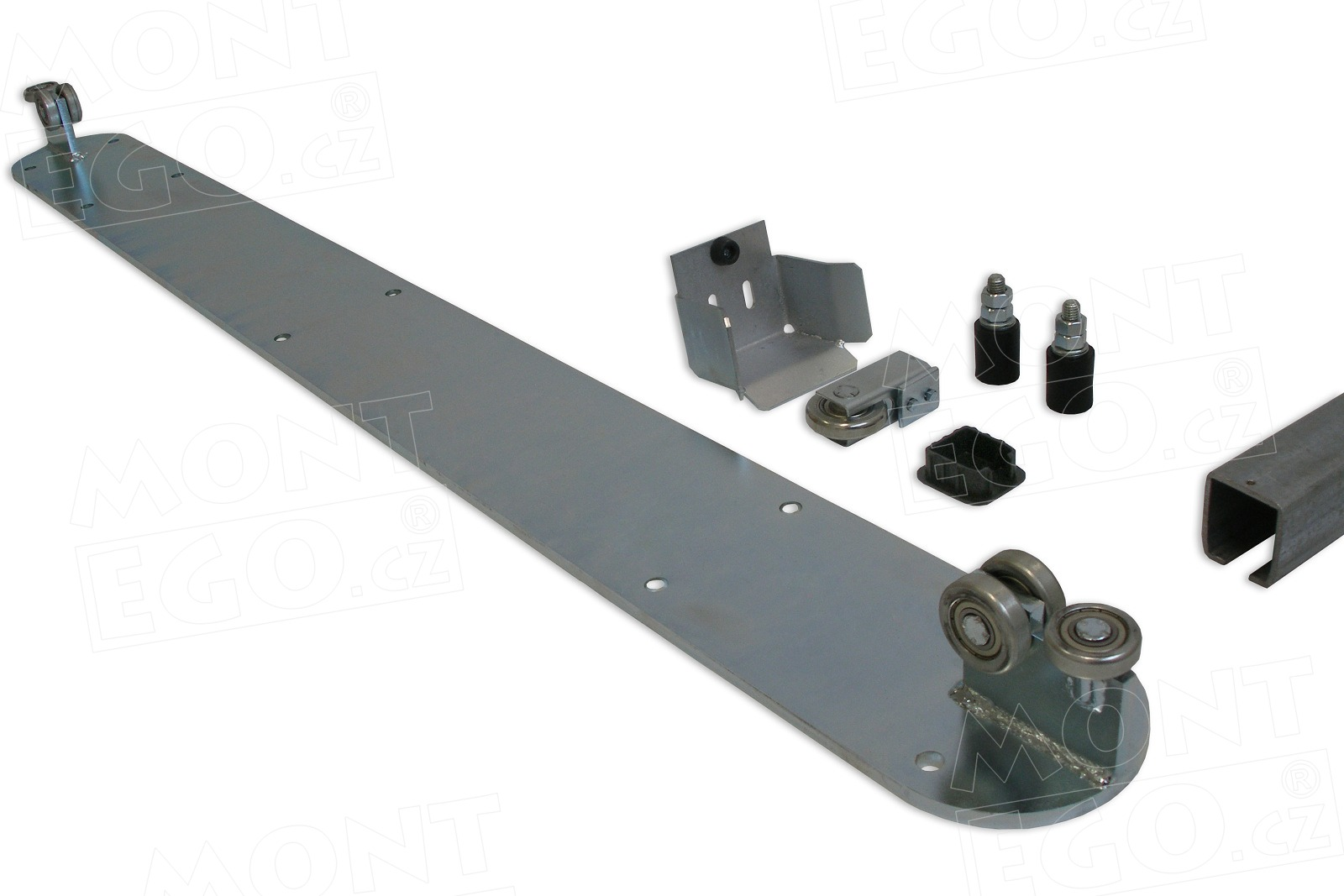 SK50.444 malý set komponentů pro výrobu samonosné pojezdové brány