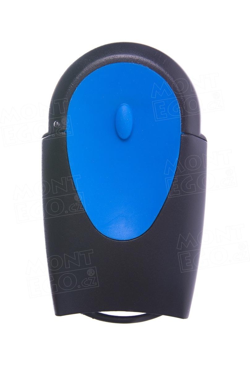 Dálkový ovládač Teleco TXR433A01, 1 kanálový ovládač na vrata
