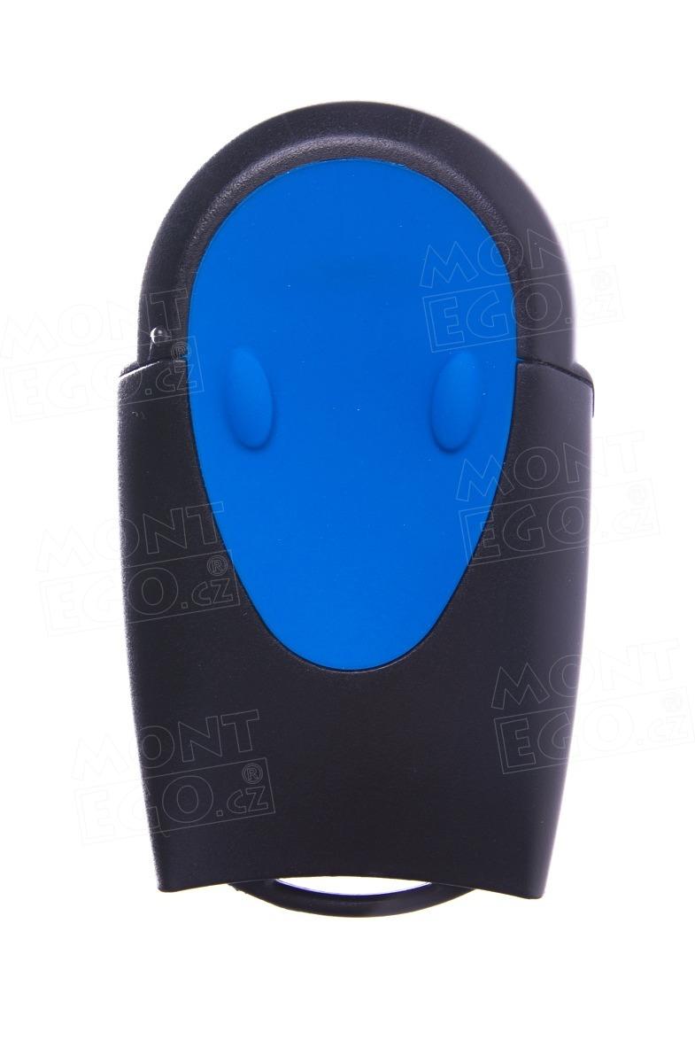 Dálkový ovládač vrat Teleco TXR433A02, 2 kanálový dálkový ovládač