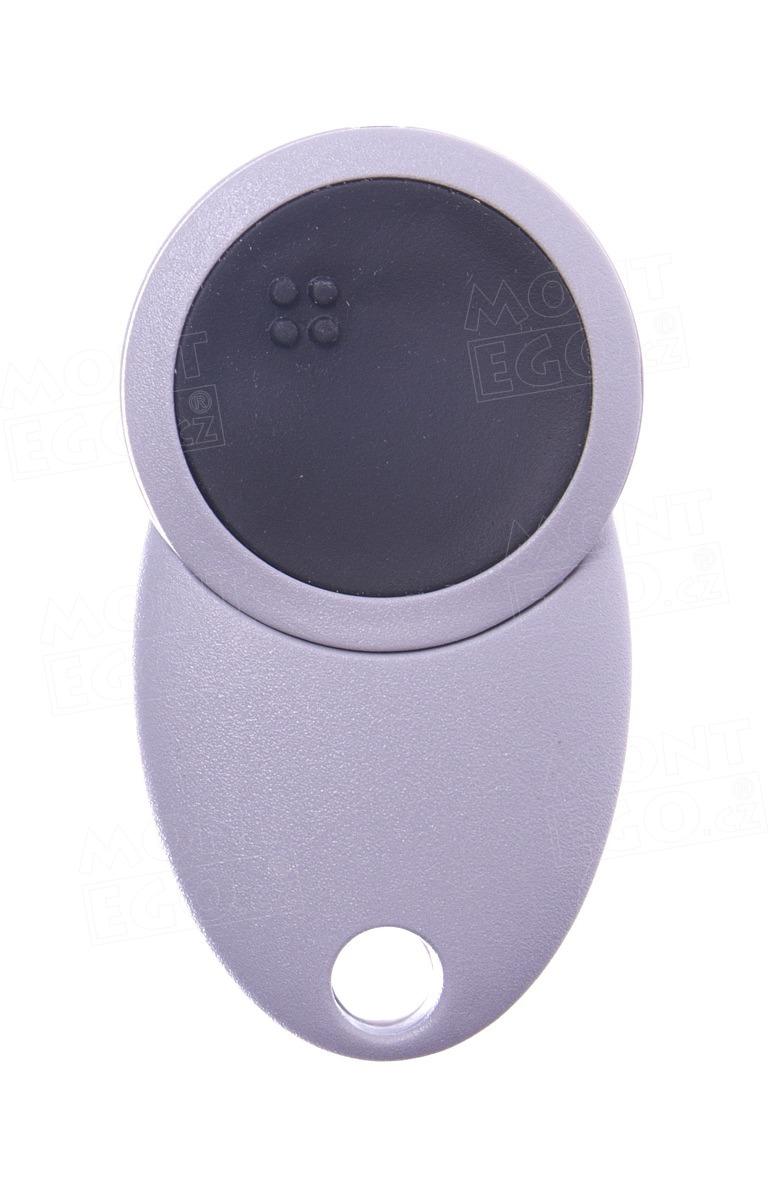 Dálkový vysílač Teleco TVTXP868A01 1 kanálový dálkový ovládač 868,3 MHz