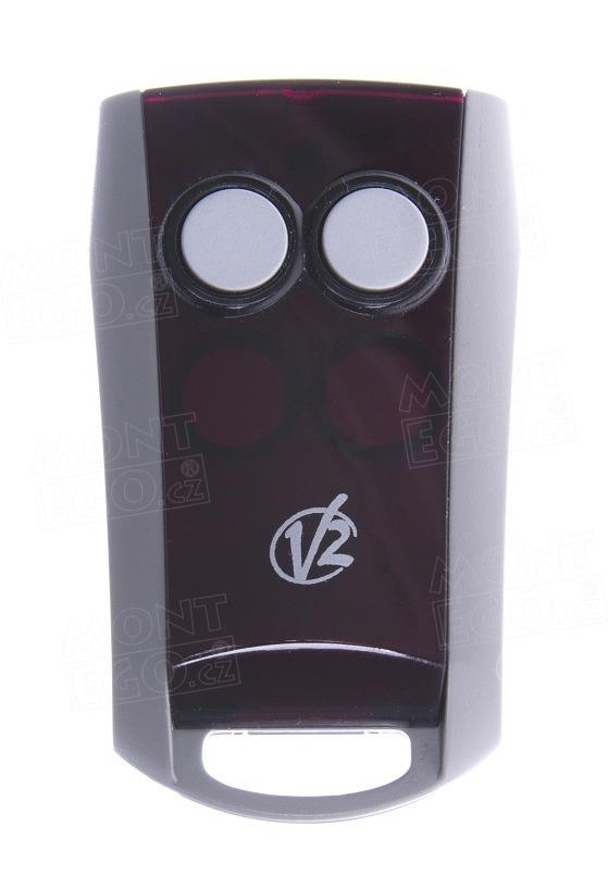 Dálkové ovládače V2 Phoenix, 2 kanálový ovládač V2 Fenix, 433 MHz